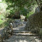 Restauration du chemin La Tour Utelle