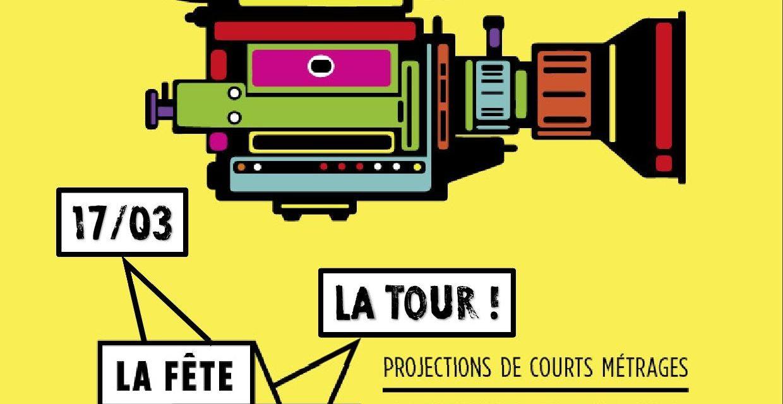 Samedi 17 mars 2018 Projections courts métrages