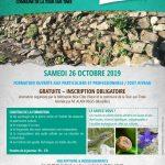 Atelier murets en pierres sèches samedi 9 novembre 2019